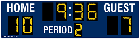 MS-2002 Soccer Scoreboards
