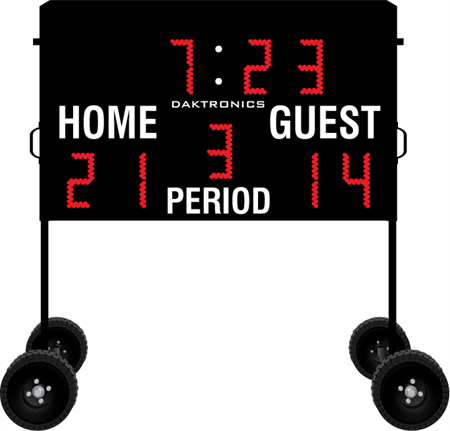 MS-2113 Football Scoreboards (Portable)