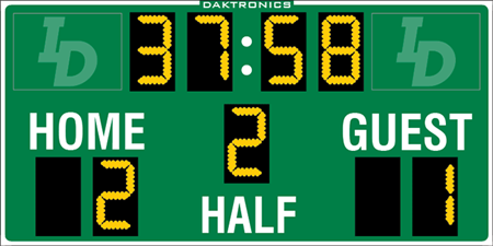 SO-2918 Soccer Scoreboards